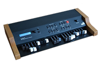 DB-e Full Drawbar Controller with HX3 Inside